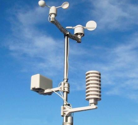 Все внешние беспроводные датчики поставляются в комплекте