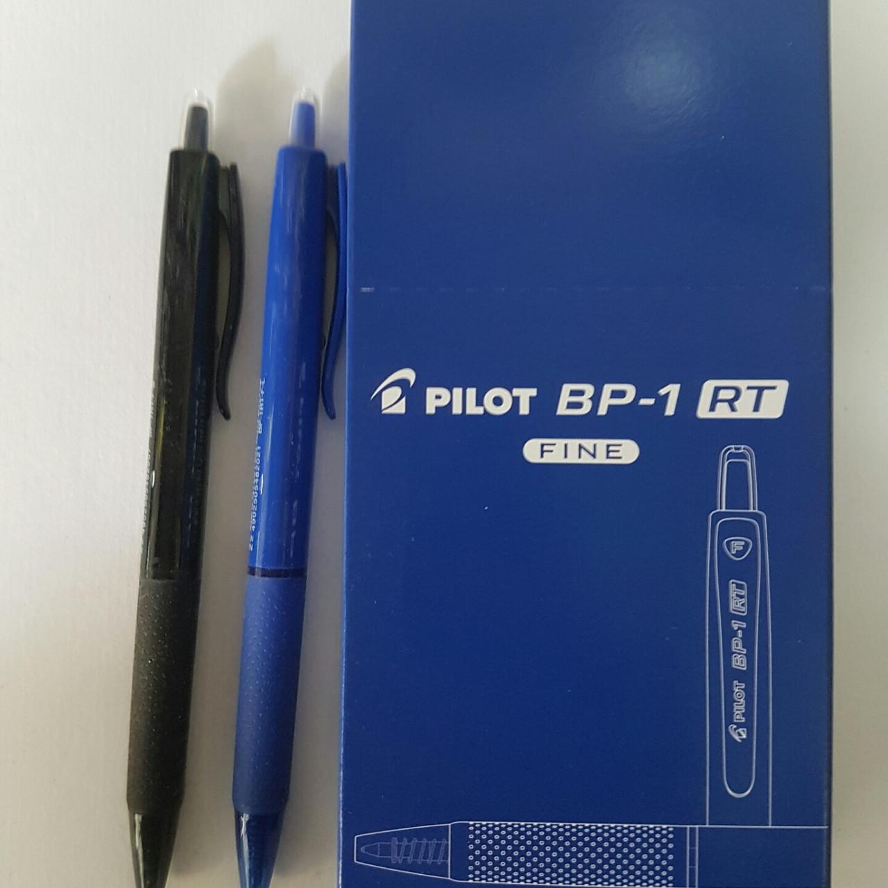 Шариковая кнопочная ручка Pilot BP-1RT