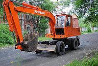 Запчасти для экскаваторов ЭО-3322, ЭО-3323, ЭО-3323А ОАО ТВЭКС
