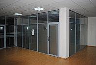 Алюминиевые офисные  перегородки, фото 1