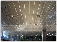 Реечный потолок Албес «OMEGA»