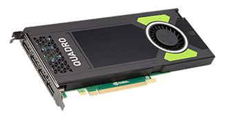 Видеокарта NVIDIA PNY Quadro M4000 8GB GDDR5 PCIe 3.0
