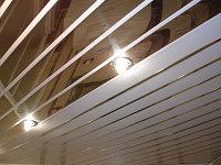 Реечный потолок Албес «Итальянский дизайн»