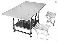Монтажный складной стол для сварочного аппарата, фото 1