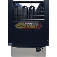 Электрокаменки для саун и бань «FAVER» ЭКМ-8 кВт ( нержавейка), фото 1