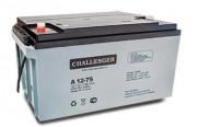 Аккумуляторная батарея challenger a12-75 (AGM)
