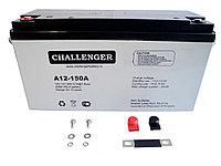 CHALLENGER A12-150 аккумулятор (АГМ). 150А/ч 12 Вольт