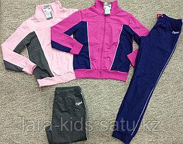 Спортивный костюм для девочек Crockid