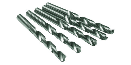 Сверла спиральные с ц/х Р6М5 ГОСТ 10902-77