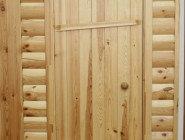 Дверь банная сосна в Усть-Каменогорске