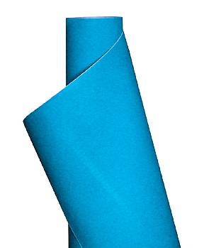 Пленка декор (вельвет голубой)