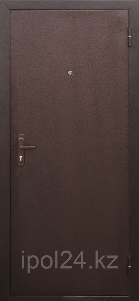 Дверь металлическая Стройгост 7-1 металл/металл