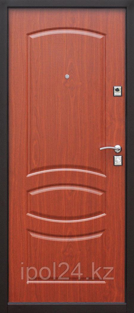 Дверь металлическая Стройгост 7-2 Итальянский орех
