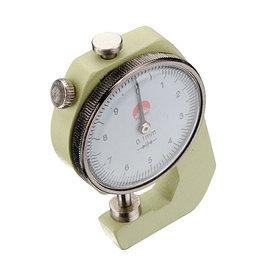 Механический толщиномер 0-10х0.1мм