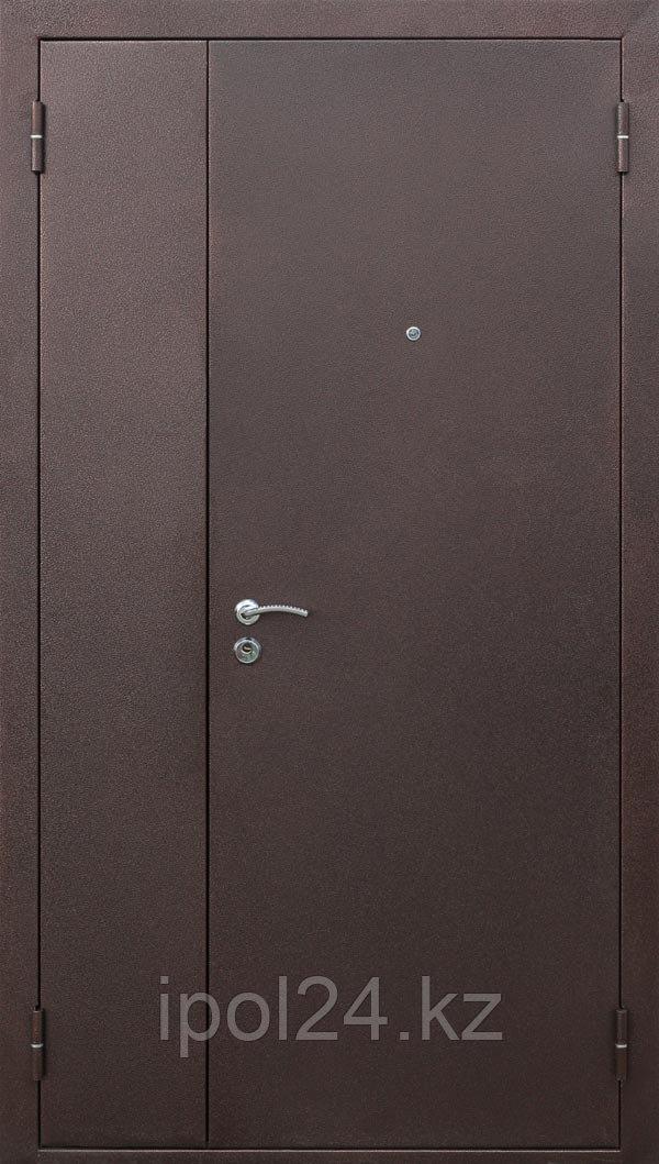 Дверь металлическая Йошкар металл/металл