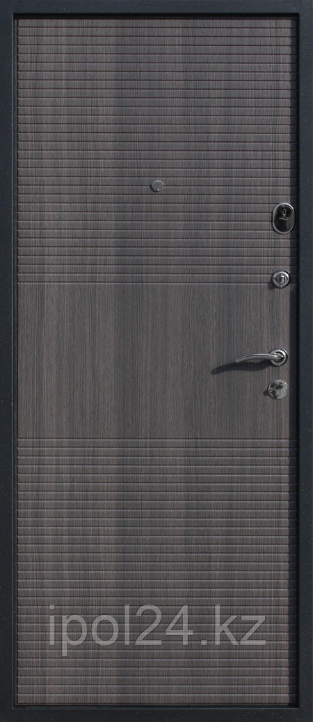 Дверь металлическая 7,5 см Гарда муар Венге тобакко