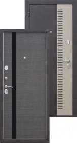 Дверь металлическая Status-1 Грей