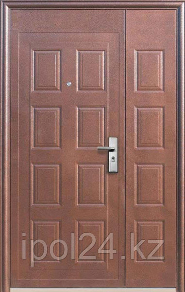 Дверь металлическая К600 1300*2050