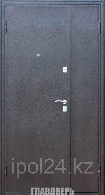 Дверь металлическая Йошкар Венге 1200*2050
