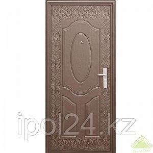 Дверь входная металлическая E51M (960L) (Внутреннее открывание)