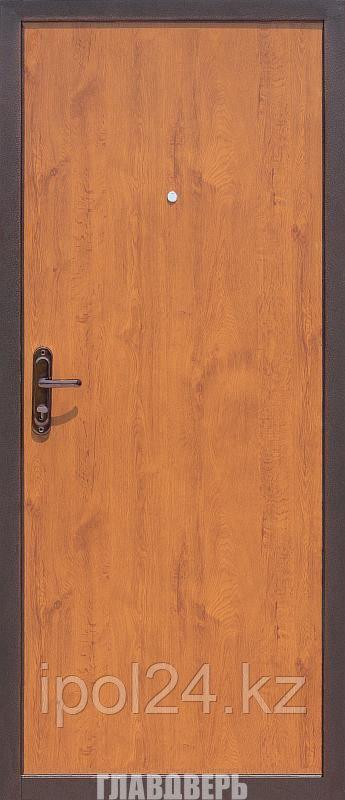 Дверь входная Стройгост 5-1 золотистый дуб (860,960*1800; 860,960*1900)