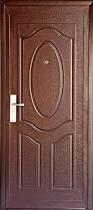 Дверь входная металлаллическая K9(960L)