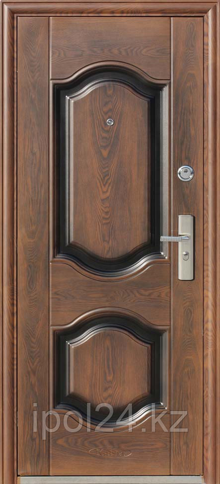 Дверь металлическая K550-2 комби (960L), комби (960R)