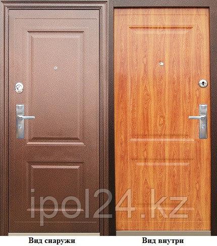 Дверь металлаллическаяТД727-2 (960L)