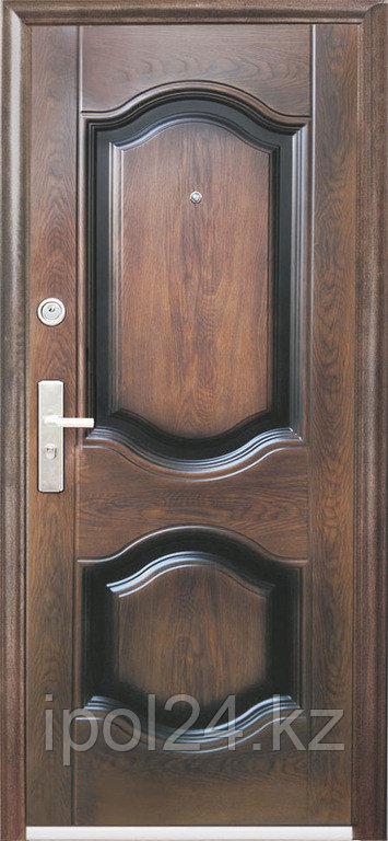Дверь металлическая K850-2 (960R) мин вата ФВ