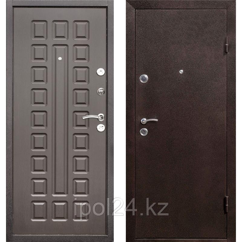 Дверь металлическая (960мм) правая