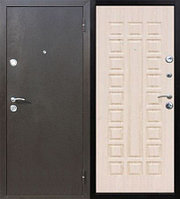 Дверь металлическая Йошкар Беленый дуб (960L)