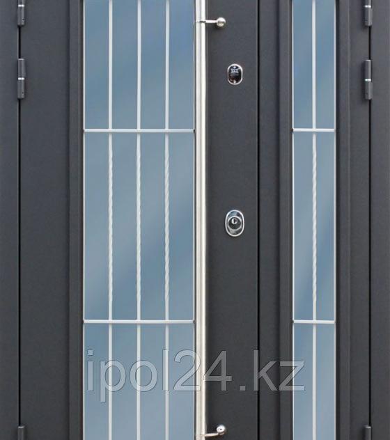 Дверь металлическая Norfolk (1200x2050R)