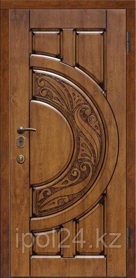 Дверь металлическая MERCURY (880мм) правая