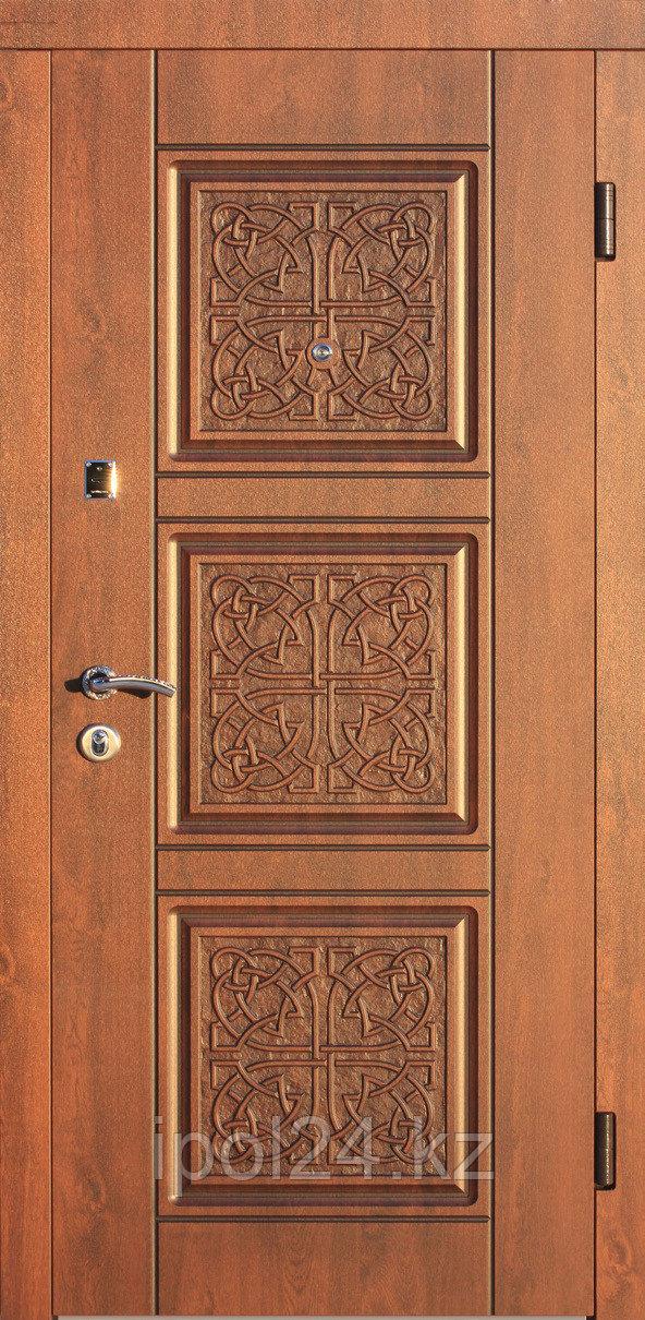 Дверь металлическая ETNA (880мм) левая