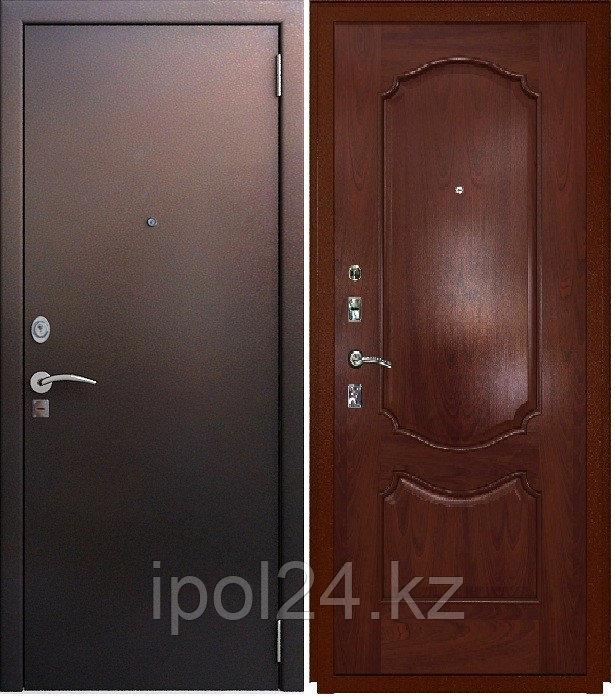 Дверь металлическая Luxor (880*2040мм) левая
