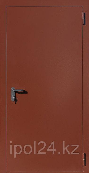 Противопожарная дверь одностворчатая ДПМ 01 Ei61
