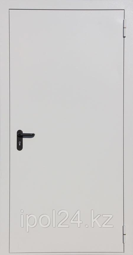 Противопожарная дверь одностворчатая ДПМ 01 Ei62