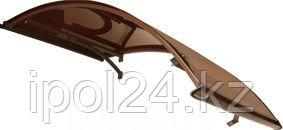 Козырек из поликорбоната K7-B (1400x1200)