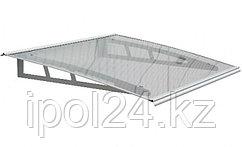 Козырек из поликорбоната K5 (1200x1000)