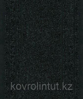 Ковровая дорожка Рекорд 866 антрацит, 0.8-1.2 м, опт/розн