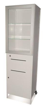 Шкаф с ячейками для сортировки и хранения ШМ 008