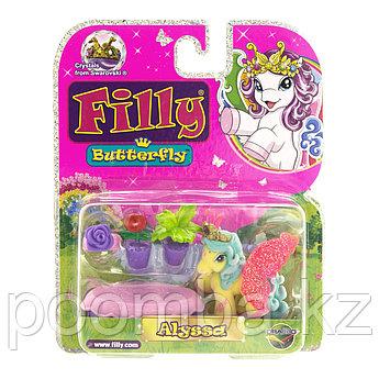 "Игровой набор Filly""Butterfly Glitter""с аксессуарами - Alyssa"