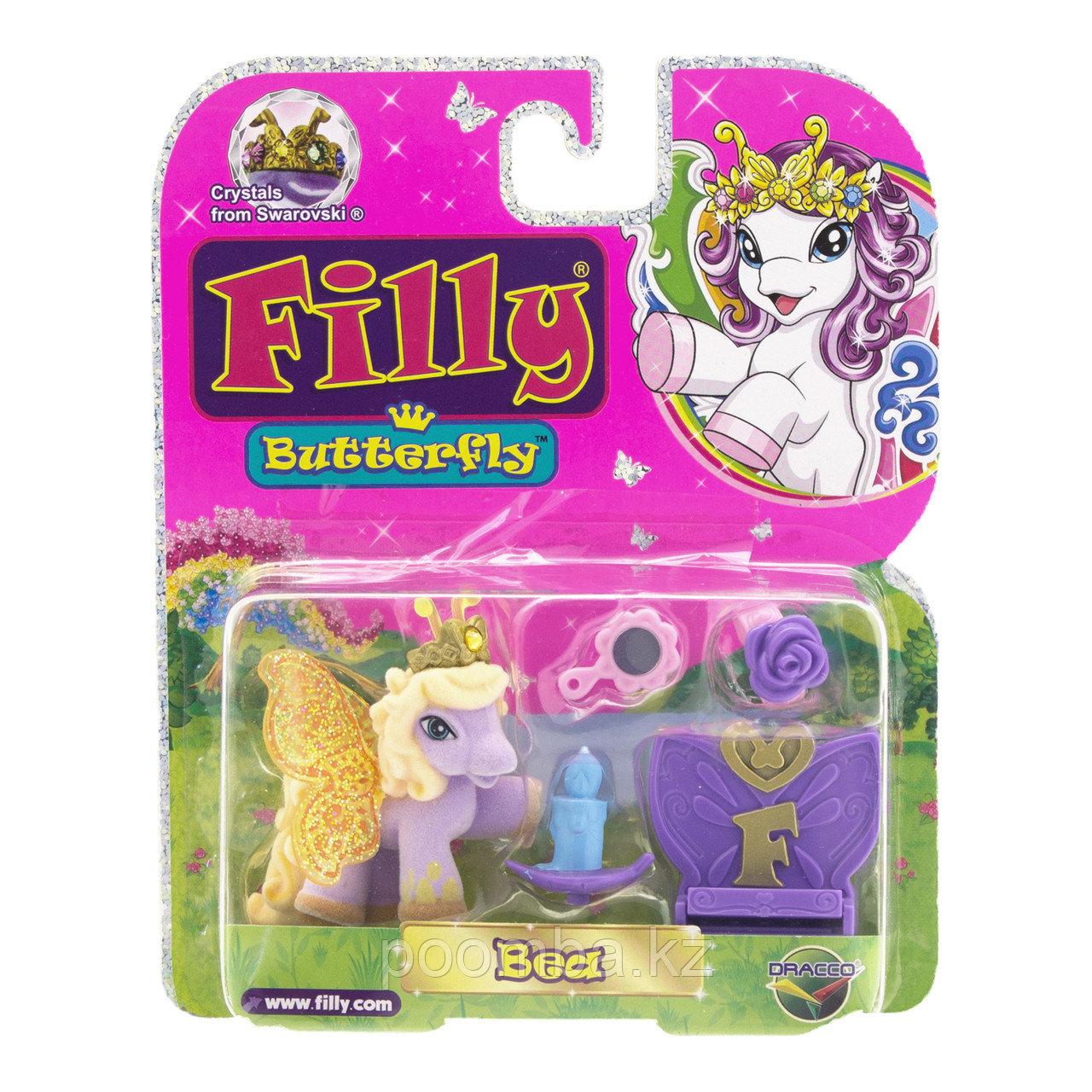 "Игровой набор Filly""Butterfly Glitter""с аксессуарами -Bea"