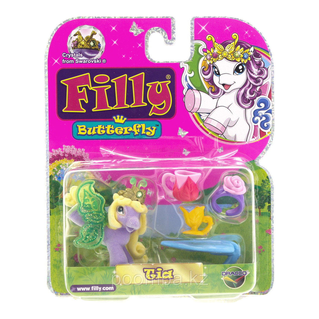 "Игровой набор Filly""Butterfly Glitter""с аксессуарами - Tia"