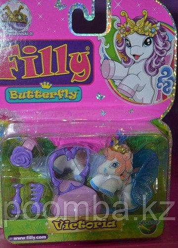 "Игровой набор Filly""Butterfly Glitter""с аксессуарами -Victoria"