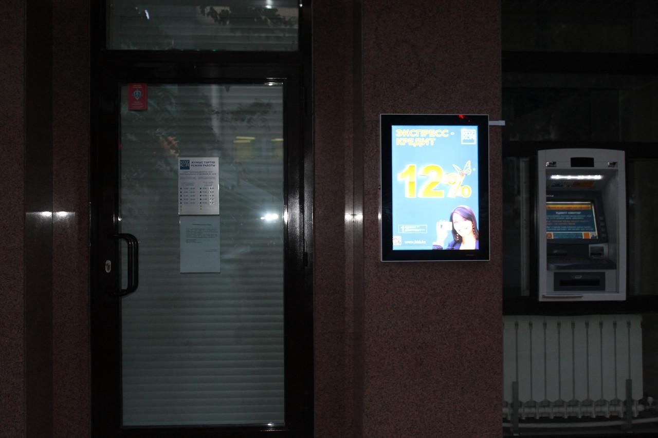 Наружние световые панели (панели Outdoor, уличные лайт-боксы) - фото 5