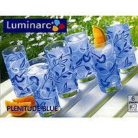 Набор стаканов Luminarc Plenitude Blue 6  штук