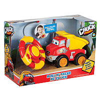 Машинка + руль (р/у) CHUCK & FRIENDS (Hasbro, США)