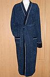 Халат мужской, махра петельчатая, фото 2