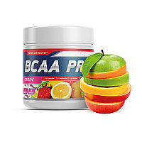 GeneticLab - BCAA PRO powder 4-1-1 250гр/20порций Мультифрукт